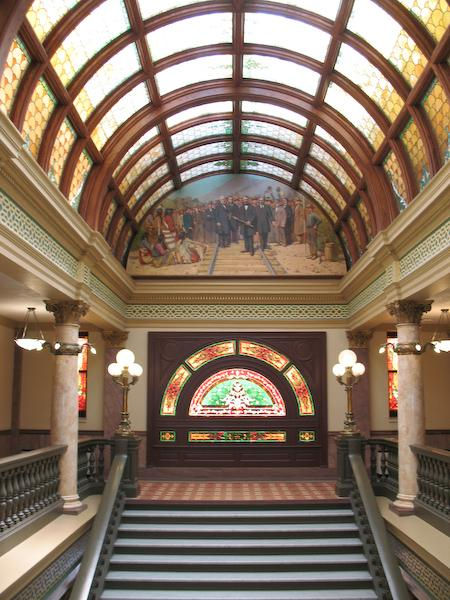 The Montana Capitol (Helena, Montana)